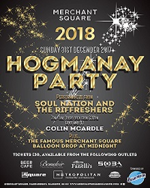 Merchant Square's Hogmanay Party