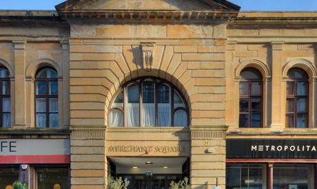 Candleriggs entrance